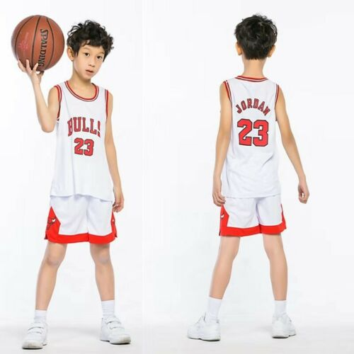 Kids Baby Boys#25 Jerseys Short Basketball Suits kits Girls 1-10 years Sets Summ