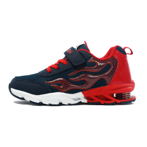 Boys Girls Casual Shoes Mesh Breathable Children Running Sports Sneaker for Kids