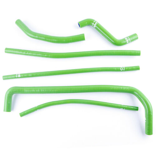 Green Silicone Cooling Radiator Hose Tube Set for Can Am DS450 DS 450 2008-2015