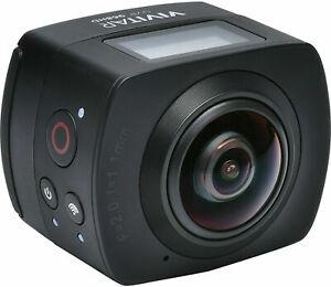 Vivitar's DVR968HD 360Cam 12.1 MP Camera with 1080p resolution