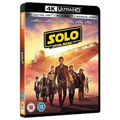 Solo: A Star Wars Story (4K Ultra HD + Blu-ray) [UHD]