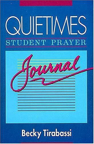 Quietimes Student Prayer Journal