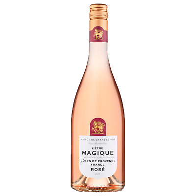 Maison de Grand Esprit Magique Rose bottle Grenache Cinsault Syrah Dry Red Wine