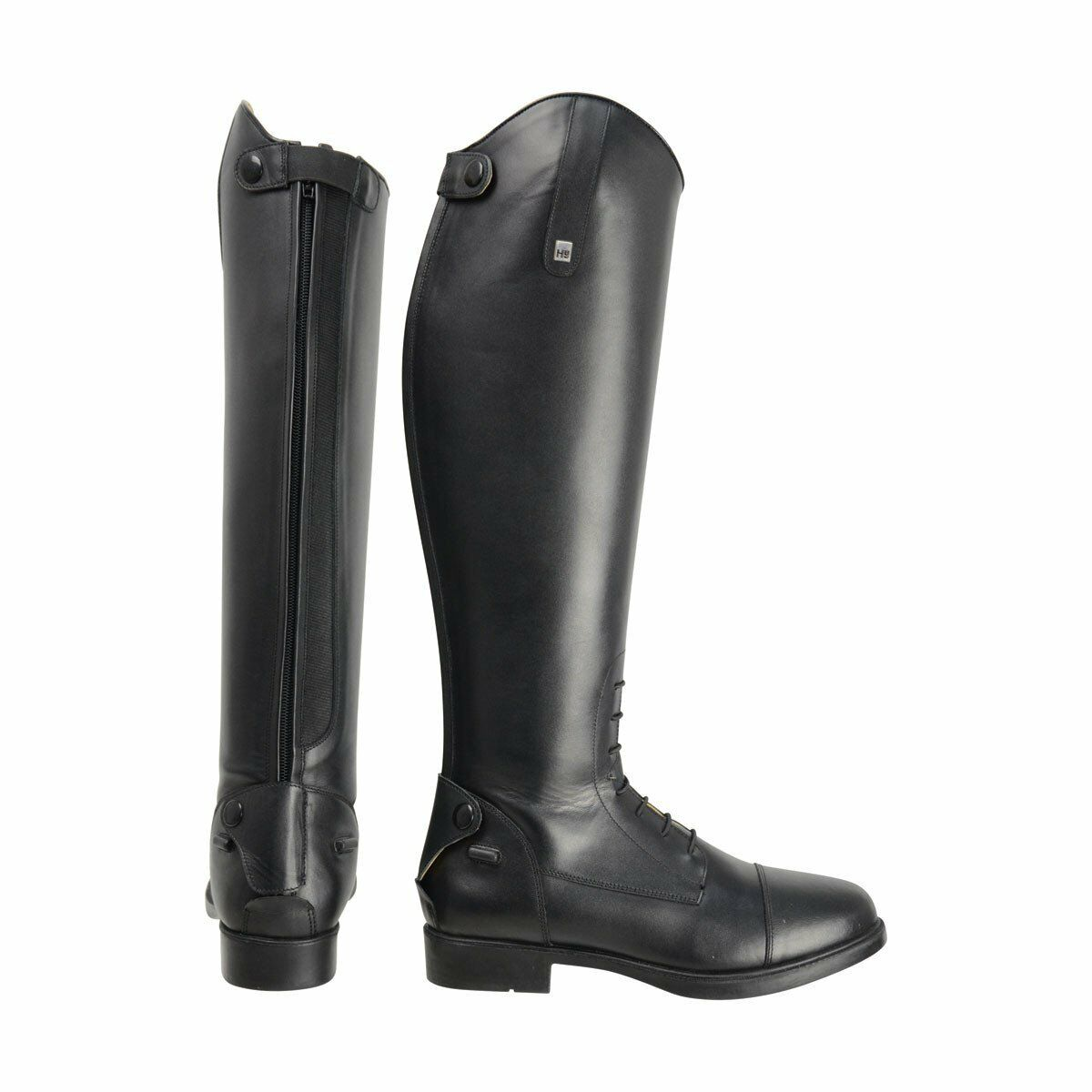HyLand Milan Tall Leather Riding Boots