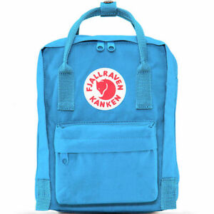 1e3e471596 Fjallraven Kanken Mini Backpack 7l Air Blue F23561 for sale online ...