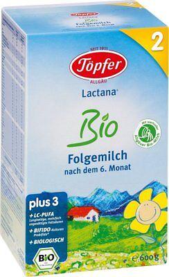 TÖpfer Lactana Bio2 WunderschöNen 600g 10,83€ / 1kg Mai 2019 RegelmäßIges TeegeträNk Verbessert Ihre Gesundheit Mhd 30