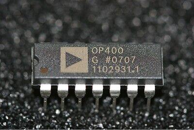 Analog Devices AD8044ANZ QUAD OP-AMP 150 MHz RALI-À-Rail DIL14