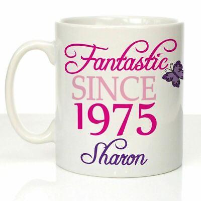 Personalised 40th Birthday Gift Womens 40th Celebration Keepsake Gift Ideas 640052846173 Ebay