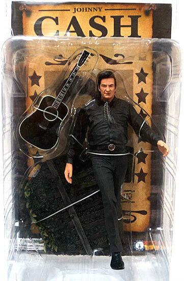 JOHNNY CASH Uomo In nero PVC figure 16cm by Sota