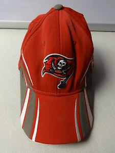 e0d0619c Vintage NFL Tampa Bay Buccaneers Ball Cap One Size Flexfit Strap ...