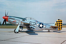 """1/2 Scale P51 Mustang  204""""  Giant Scale RC AIrplane Printed Plans & Templates"""