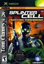 Tom Clancy's Splinter Cell: Pandora Tomorrow - Original Xbox Game