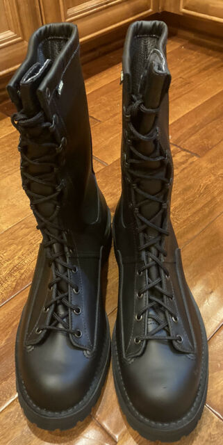 "Danner Fort Lewis 10"" Boots Mens Size 14 D Gore-Tex Black combat boots"
