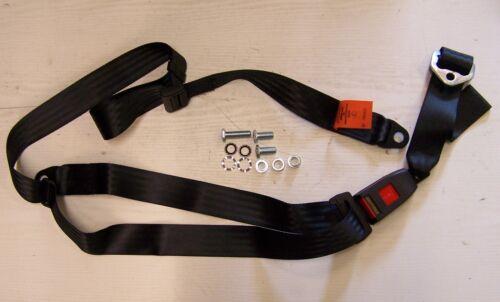 Siège arrière ceinture 3 point statique Tour /& Diagonal Top Qualité SECURON VW Beetle Tous