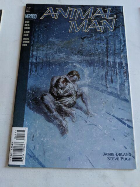 Animal Man #69 March 1994 DC Vertigo Comics