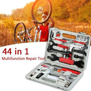 44pcs//set Multi-Function Bicycle BMX Bikes Repair Tool Kit Set Mechanic Tools