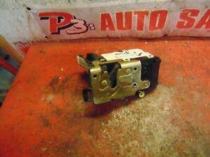 REAR DOOR LATCH for 01-06 SANTA FE RIGHT PASSENGER SIDE BACK LOCK ACTUATOR POWER