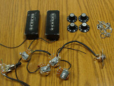 Fender Modern Player P-90 Telecaster PICKUPS POTS KNOBS & SWITCH Tele SALE!