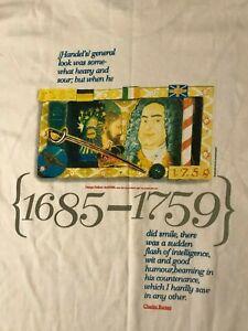 Vintage-90s-George-Frideric-Handel-T-Shirt-Composer-Opera-Piano-Music-Baroque