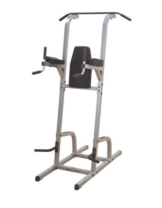 Body-Solid greenical Knee Raise, Dip & Pull-up  (GVKR82) New