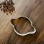 Fondant /& Biscuit Instagram 3 Größen Planet mit Ringe Keksausstecher