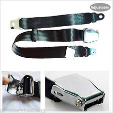 Universal Adjustable 850-1350mm Airplane Seat Safe Belt Plane Seatbelt Extenders