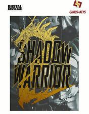 Shadow Warrior 2 STEAM PC Key Download Code Neu Blitzversand [DE] [EU]