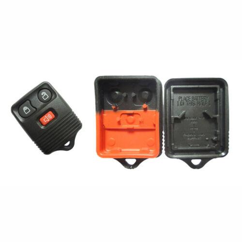 FO08 Schlüsselgehäuse 3 Tasten passend für Ford Mondeo Espace Fusion Focus