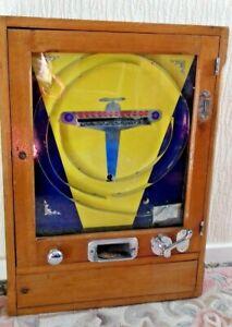 Allwin-039-Spitfire-039-penny-arcade-wall-retro-slot-machine