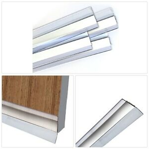 4 Pack Home Weather Stripping Draft Stopper Bottom Seal Strip Under