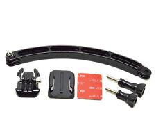 Helmet Extension Arm Mount Set for Go Pro Hero 1 2 3 3+ 4 SJ4000 SJ6000 SJ7000