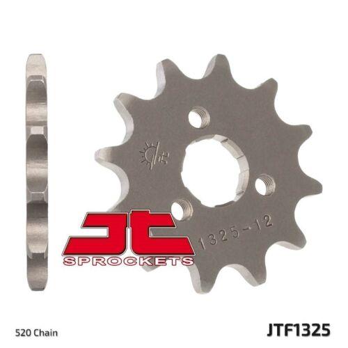 Steel Front Sprocket 12T JT Sprockets JTF1325.12