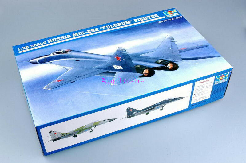 Trumpeter 02239 1 32 Russia MIG-29K Fulcrum Fighter