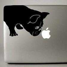 French Bulldog Large Black Decal - NEW (IB001) FREE SHIPPING - Mailed ASAP
