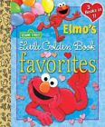 Elmo's Little Golden Book Favorites: 3 Books in 1 by Constance Allen, Sarah Albee (Hardback, 2014)