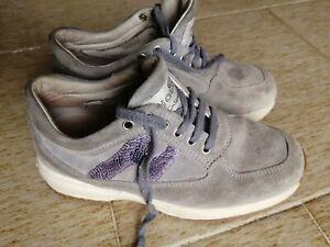 scarpe hogan bimba num 31 colore lilla in camoscio | eBay