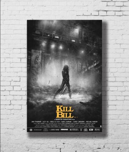 Hot Horror Classic Movie Kill Bill 1 0454 New Print Poster 18 24x36 27x40 P-569