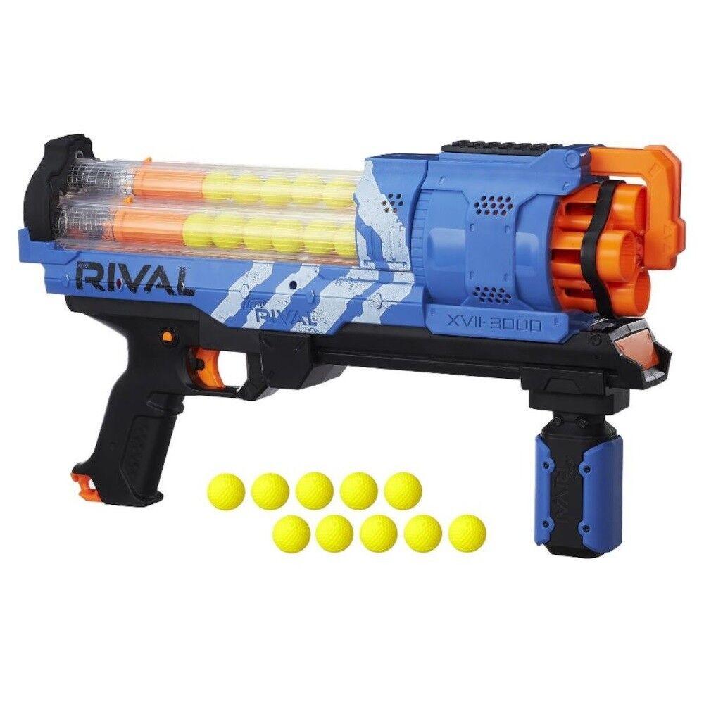 B Nerf Rival 14 Präzision Kämpfen Blaster Pistolen und Zubehör  Alter 14 Rival J. + 9a494d