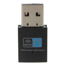 300Mbps Wireless USB Wi-fi Wlan Adapter 802.11 b//g//n Network LAN Dongle XS