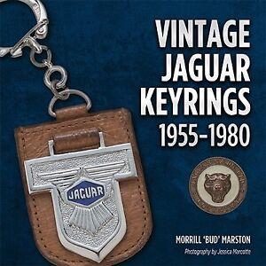 VINTAGE-JAGUAR-KEYRINGS-1955-1980