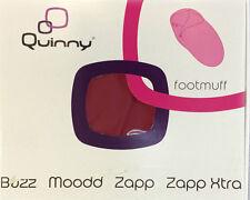 Quinny Buzz / Buzz / Xtra Zapp / Xtra Footmuff ( Red Rumour )  sale sale New Box
