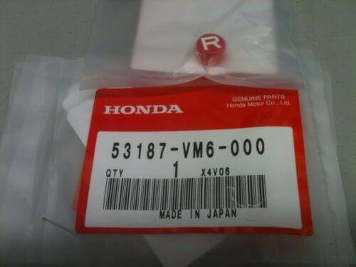 GENUINE HONDA TRX125 TRX200 SX TRX250 ES//X//SX REVERSE CAP BUTTON 53187-VM6-000
