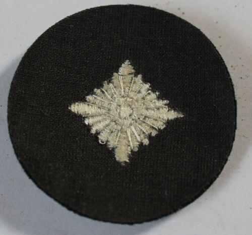 Original German WW 2 Rank Sleeve Patch Army Oberschützenstern dark green