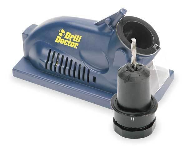 Drill Bit Sharpener,118 Deg DRILL DOCTOR DD350X