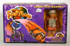 The Flintstones Crash Test Barney Mattel mib