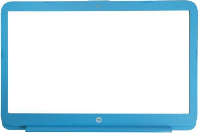 New HP Stream 14-AX 14-CB Blue Front LCD Screen Lid Display Bezel 905559-001