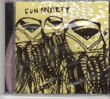 (DM396) Kill The Captains, Fun Anxiety - 2010 sealed CD