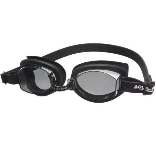 Aqua-Speed Schwimmbrille universell Brille Anti-Fog UV-Schutz