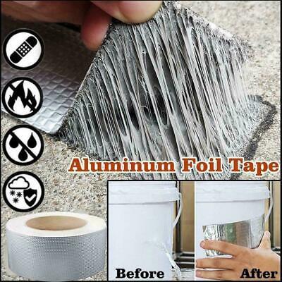Superstarke Aluminiumfolie Magic Repair Klebeband Wasserdichtes Klebeband Buty
