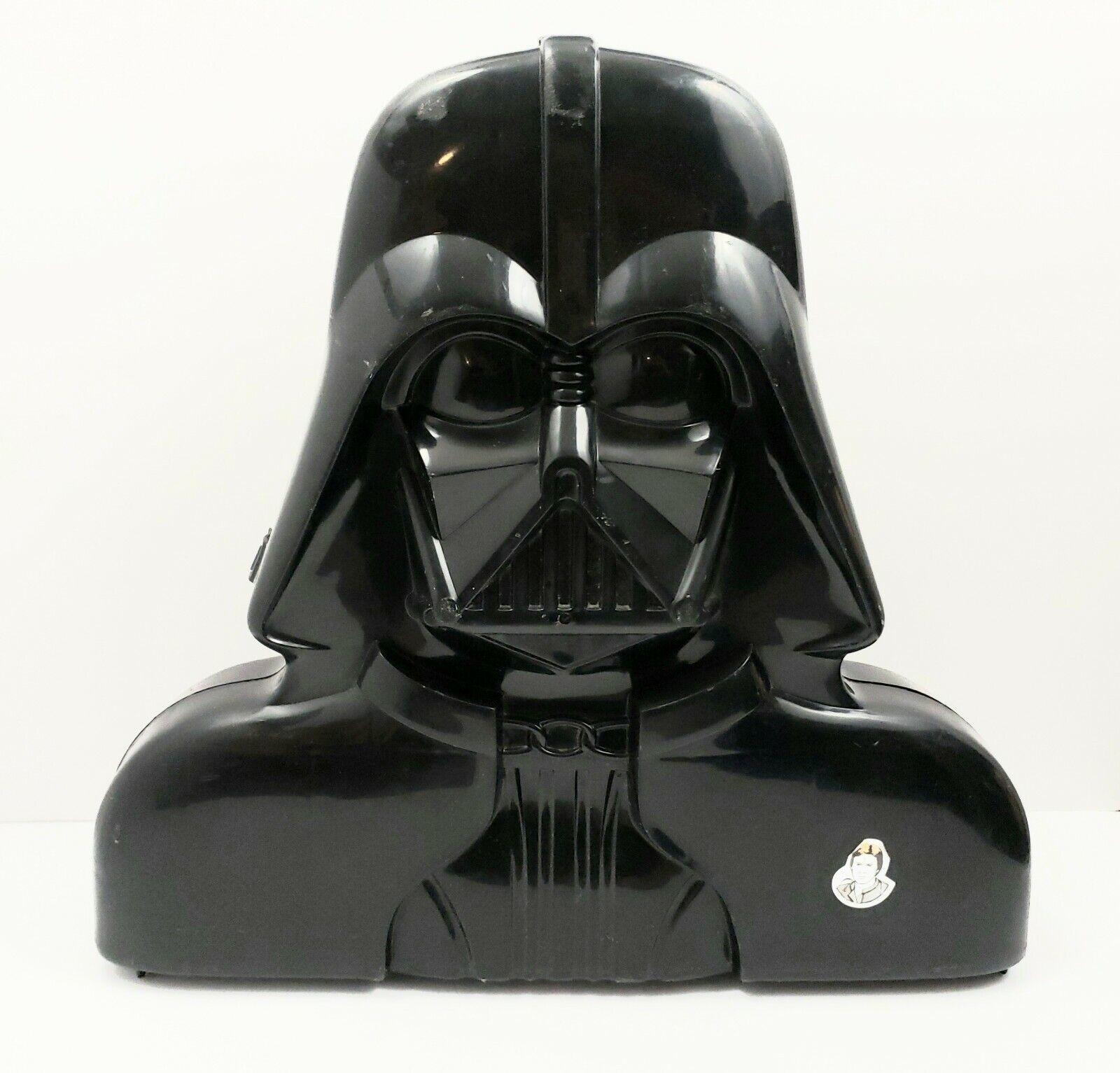 Vintage Kenner estrella guerras Empire Darth Vader azione cifra Case